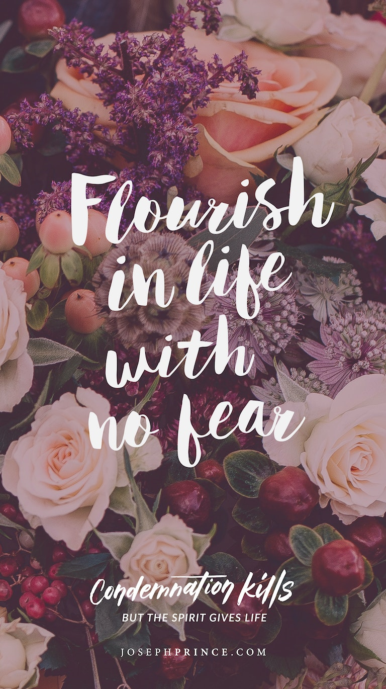 Flourish In Life With No Fear